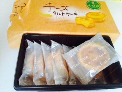 ツジセイ製菓 チーズタルトケーキ