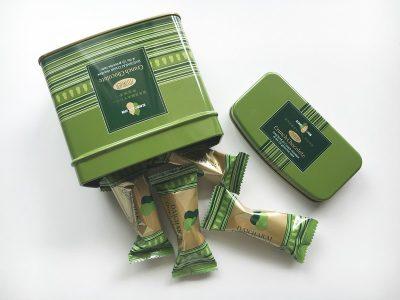 大茶会クランチチョコレート