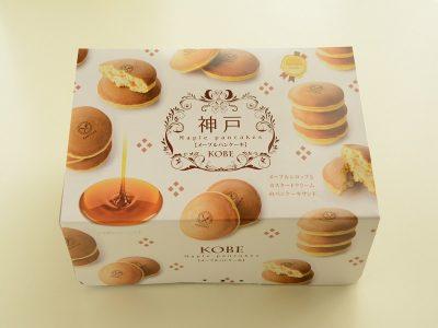 神戸メープルパンケーキ