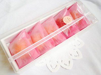 ムッシュマキノ 桃菓
