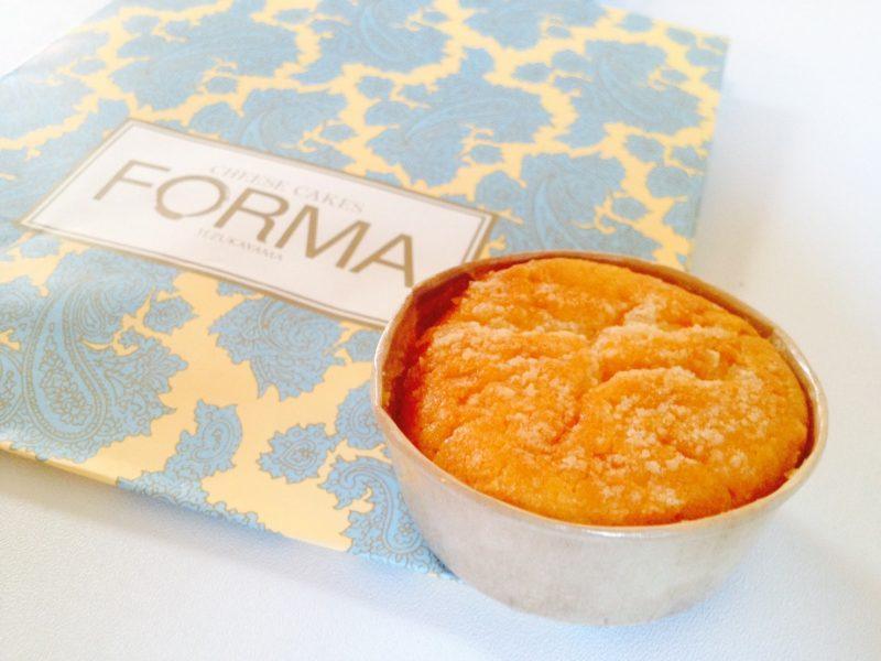 帝塚山チーズ菓子 中身