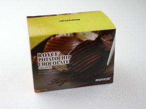 ロイズ ポテトチップ チョコレート 外装写真