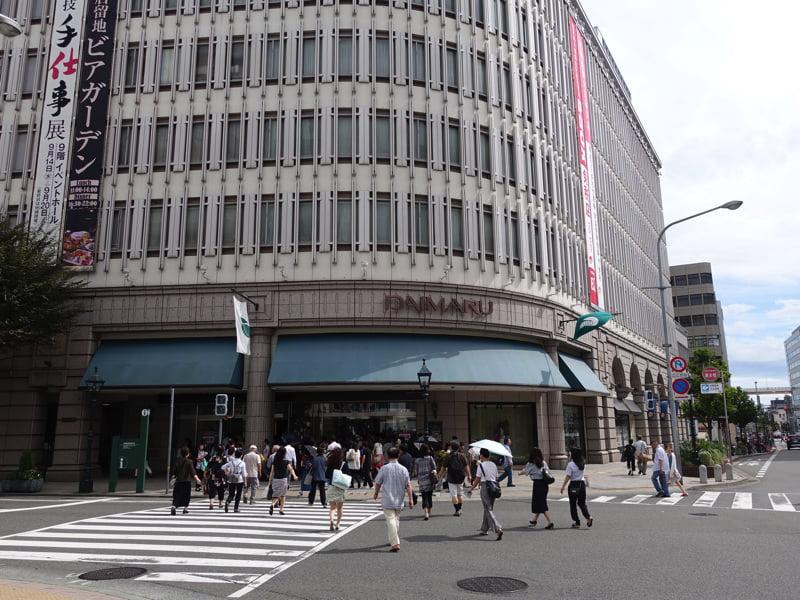 大丸神戸店の外観