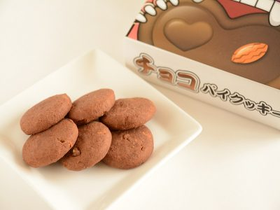 与論島 チョコパイクッキー