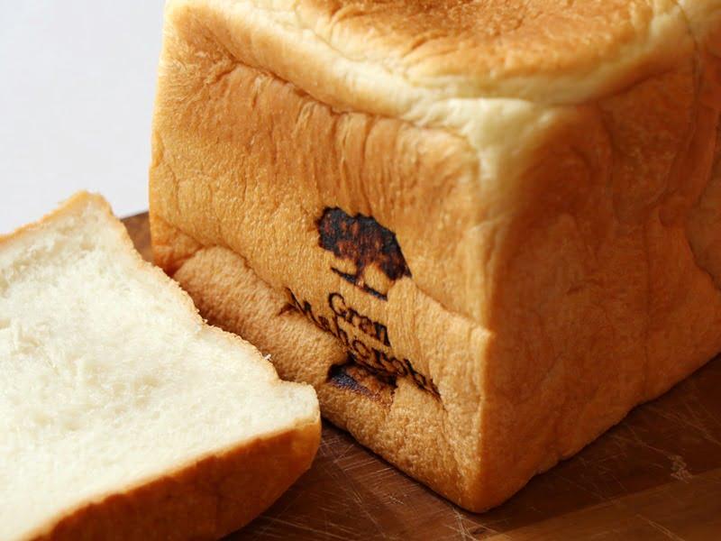 神戸 王様のカシミヤ食パン 中身(拡大)の写真