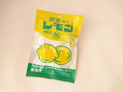 関東・栃木レモン飴
