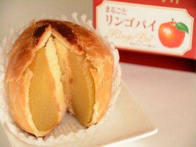 千曲製菓 信州まるごとリンゴパイ