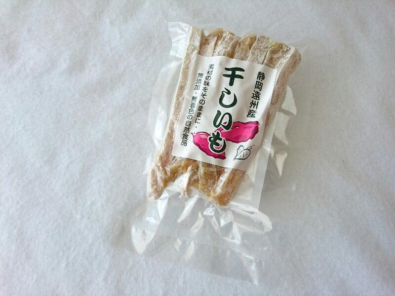 静岡遠州干し芋外装