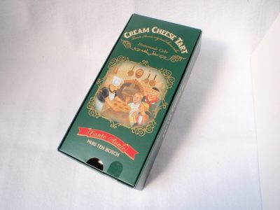 タンテ・アニーのクリームチーズタルト
