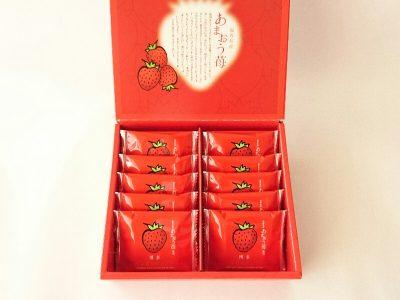 博多まっかな苺のラングドシャ