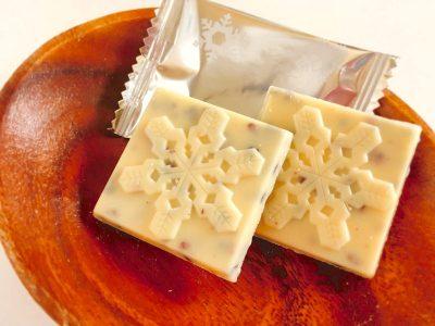 北海道ホワイトチョコレートきらゆき