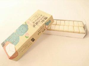 鎌倉とうふ風味キャラメル中身