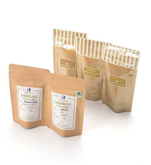 ナヴァラサ紅茶セット