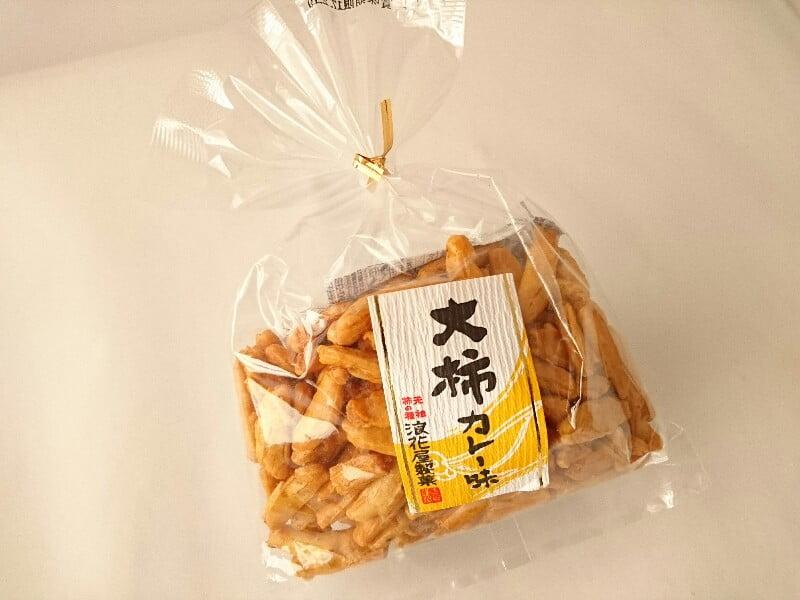 大柿(カレー味)外装
