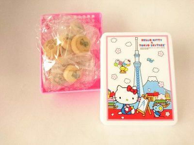 東京スカイツリー®&ハローキティ ランチボックスバタークッキー