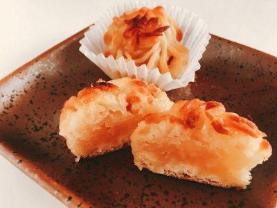 函館焼チーズモンブラン