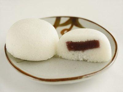 明石屋 軽羹饅頭(かるかんまんじゅう)