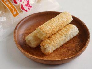 お菓子になったきりたんぽ(きりたんぽスープ味)中身