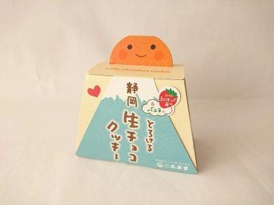 静岡 とろける生チョコクッキー