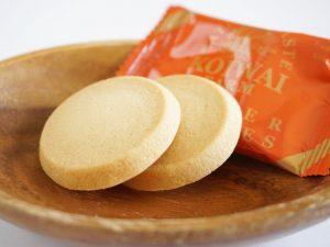 小岩井バタークッキー中身