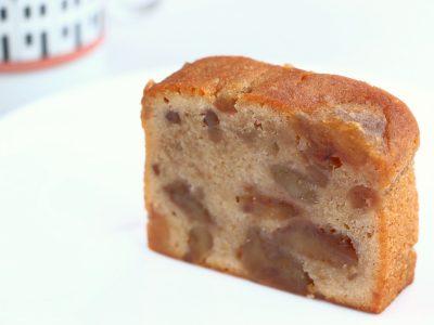 ツマガリ「贅沢なマロングラッセでつくったお菓子」