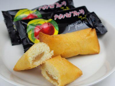 八丈島 パッションフルーツケーキ