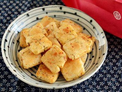 薩摩ソガラシ菓子 ペペロンチーノおかき