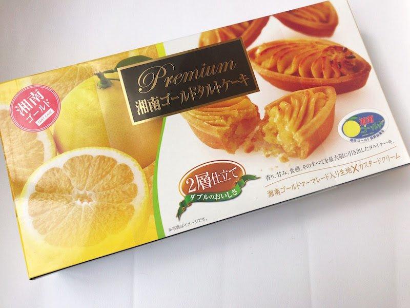 湘南ゴールドタルトケーキ 外装