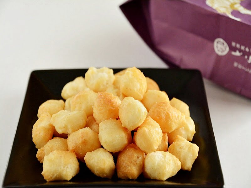 薩摩ソガラシ菓子柚子こしょう中身写真