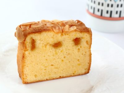 ツマガリ「ゆずティーケーキ」
