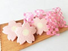 縁結いショコラクッキー(桜)
