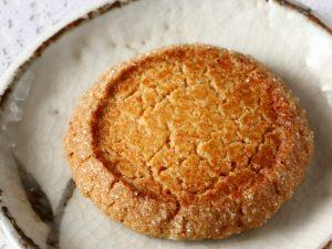 グレースプレミアムバタークッキー開封した写真