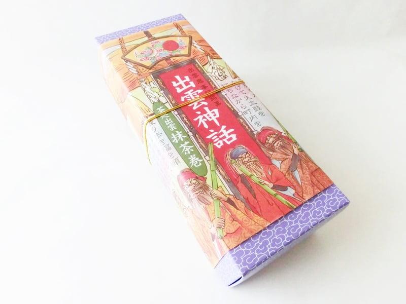 出雲神話(お茶ロール)外装