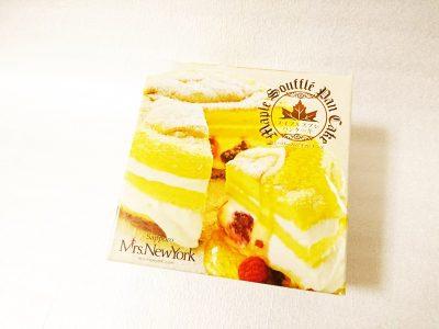 メイプルスフレパンケーキ