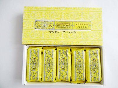 六花亭  マルセイバターケーキ