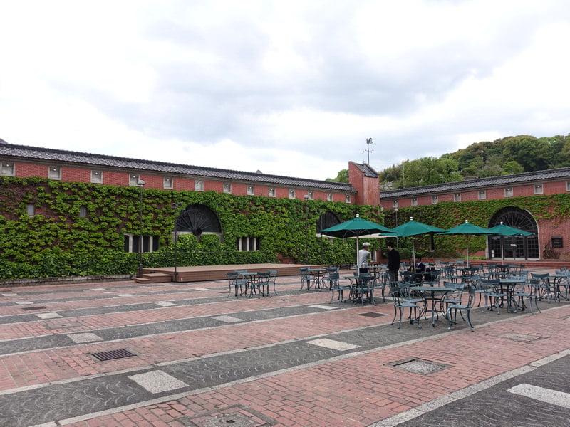 倉敷美観地区の景色