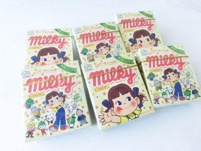 中四国限定 milky 柑橘ミックス
