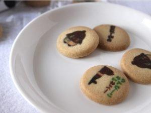 ねば~る君プリントクッキー中身
