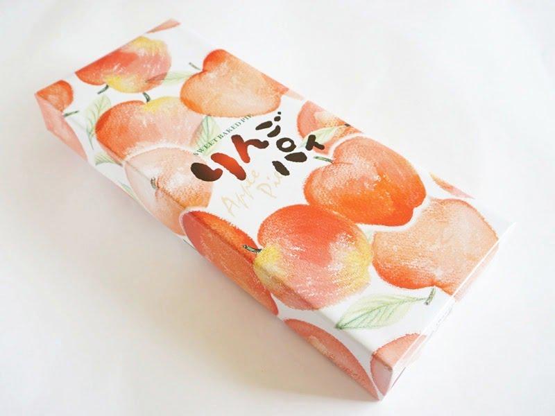 中弘クラフト りんごパイ外装