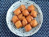 薩摩ソガラシ菓子しょうゆげんこつ 中身写真