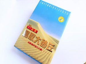 鳥取大砂丘の外観