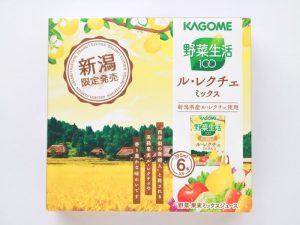 野菜生活100 ル・レクチェミックス 外装