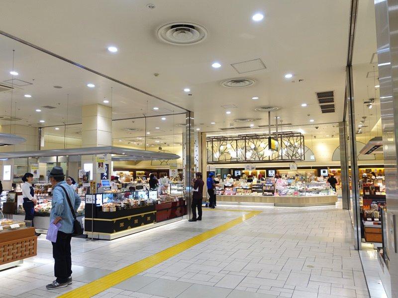 大宮駅 お土産屋 エキュート food theater