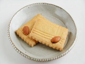 バターと小麦のさっくりサブレ(メープル)中身写真