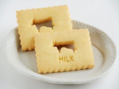 バターと小麦のさっくりサブレ(ミルク)