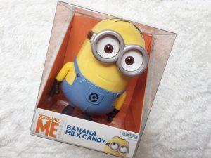 バナナミルクキャンディ外装写真