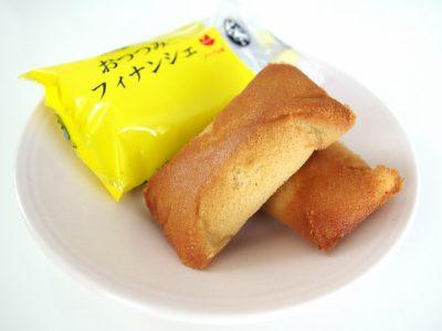 豊橋穂の菓 おつつみフィナンシェ メープル味