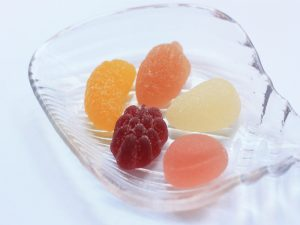 果実の雫 中身の写真