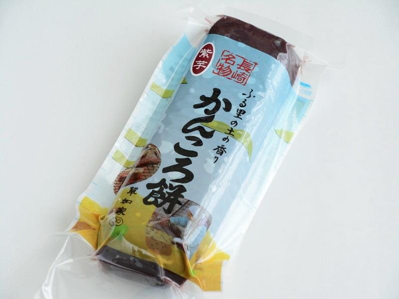 草加家かんころ餅(紫芋) 外装