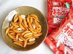 亀田の柿の種 島とうがらし味